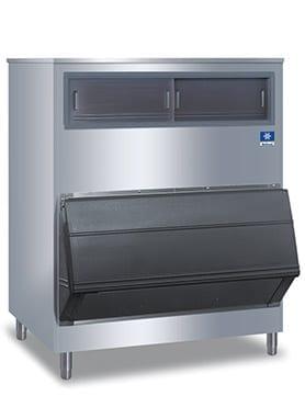 Manitowoc F-1300 ice bin in Denver