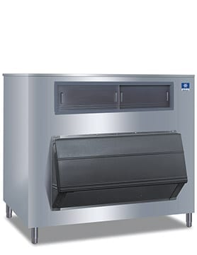 Manitowoc F-1325 ice bin in Denver