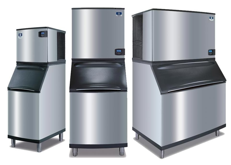 Industrial ice maker machines for your Denver business